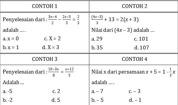 Contoh Himpunan Matematika Contoh Su
