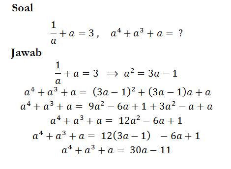 Soal Matematika Dan Pembahasannya Labarasi